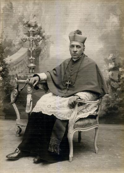 Mons Giacinto Gaggia